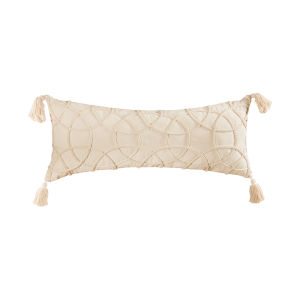 Centre White 14-Inch 14 x 32 In. Pillow