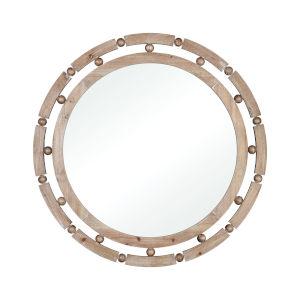 Berring Smoked Fir 34-Inch Wall Mirror