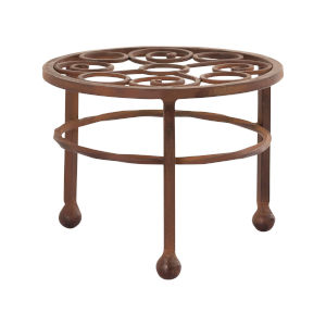 Tressle Montana Rustic 8-Inch Plant Stand