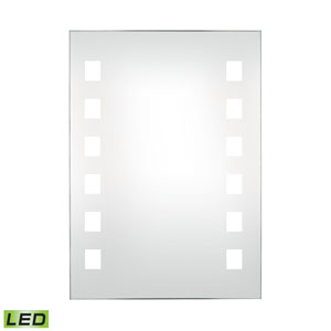Studio 28 x 20-Inch Vanity LED Mirror