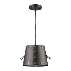 Ephrata Weathered Iron One-Light Pendant
