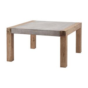 Arctic Concrete Coffee Table