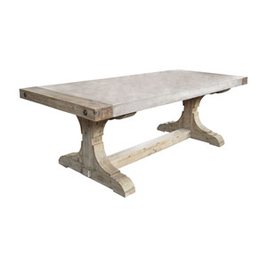 Pirate Waxed Atlantic 30 x 62-Inch Table