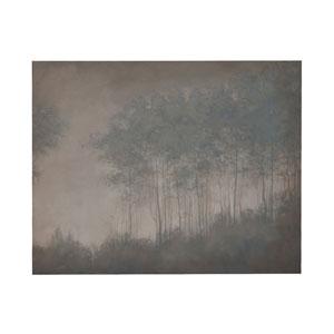 Handpainted Midnight Fog Canvas Wall Art