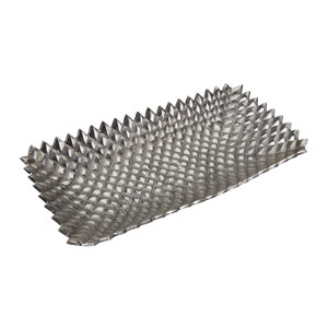 Studded Nickel Tray
