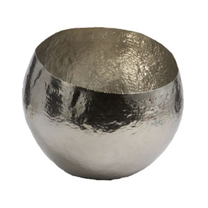 Nickel Plated Silver 10-Inch Tray
