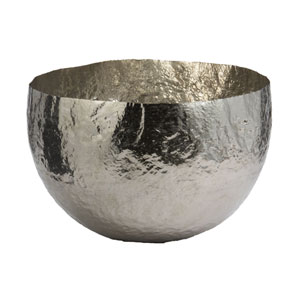 Nickel Plated Silver Dish