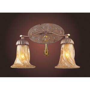 Provenzia Two-Light Sconce