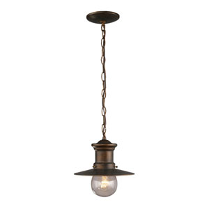 Maritime One-Light Mini Pendant