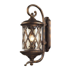 Barrington Gate Large Bronze Outdoor Lantern
