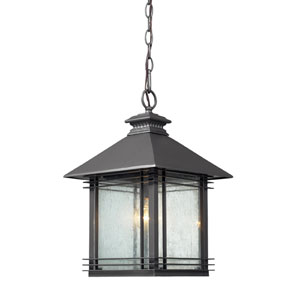 Blackwell One-Light Outdoor Pendant In Graphite