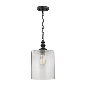 Bergen Oil Rubbed Bronze One-Light Pendant