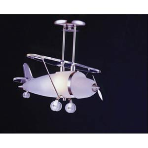 Prop Plane Ceiling LIght
