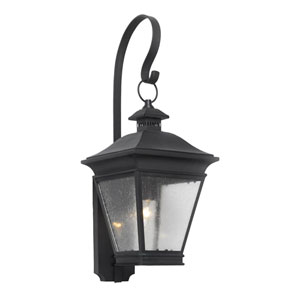 Reynolds Charcoal One Light Outdoor Sconce