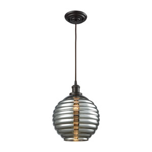 Ridley Oil Rubbed Bronze One-Light Pendant