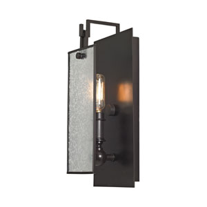 Lindhurst Oil Rubbed Bronze One-Light Wall Sconce