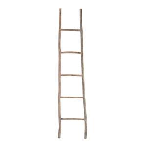 Light Wood 70-Inch Ladder