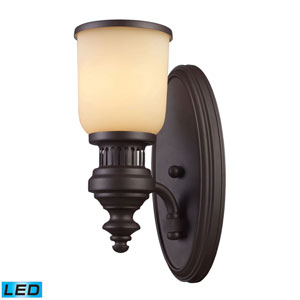 Chadwick Oiled Bronze 5-Inch LED Wall Sconce
