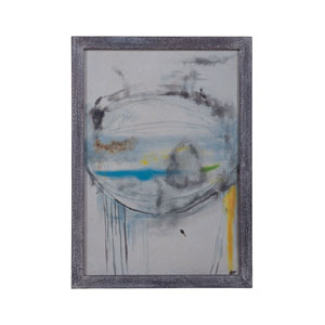 Original Art Abstract Eye Wall Décor