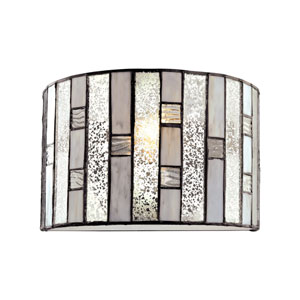 Ethan Tiffany Bronze 11-Inch One-Light Wall Sconce