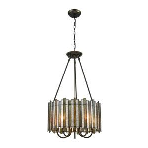 Lineage Oil Rubbed Bronze Five-Light Pendant