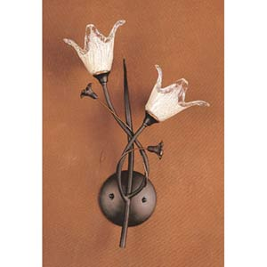 Fioritura Two-Light Sconce