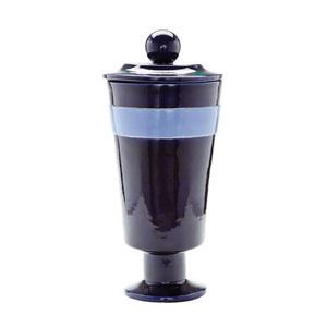 Polar Vase Navy Vase