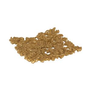 Gold Rush Gold Dish