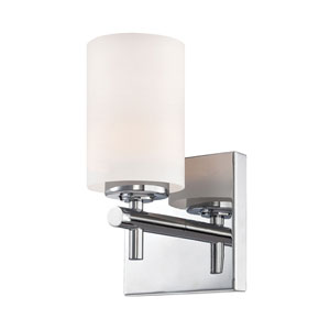 Barro Chrome One-Light Vanity
