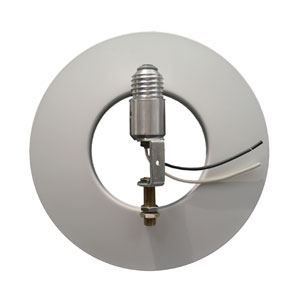 Recessed Can Lighting Kit in Silver
