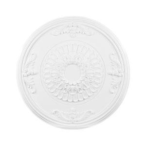 Harrington White Ceiling Medallion