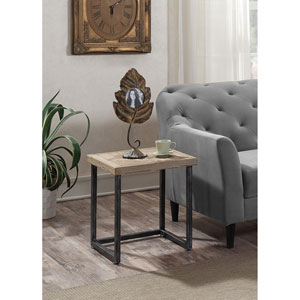 Laredo Parquet End Table