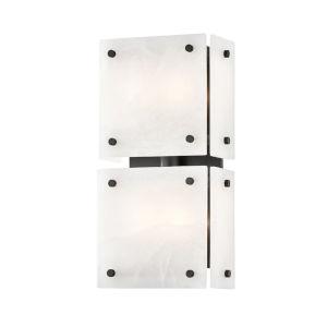 Paladino Old Bronze Four-Light LED Wall Sconce