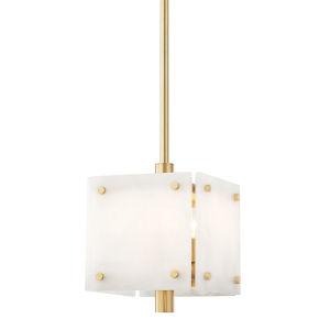 Paladino Aged Brass 11-Inch Four-Light LED Pendant