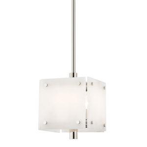 Paladino Polished Nickel 11-Inch Four-Light LED Pendant