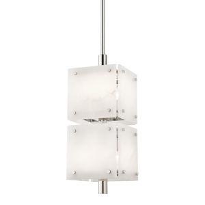 Paladino Polished Nickel 11-Inch Eight-Light LED Pendant
