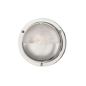 Hughes Polished Nickel One-Light LED Wall Sconce