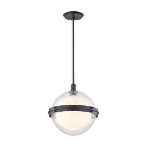 Northport Old Bronze 14-Inch One-Light Pendant