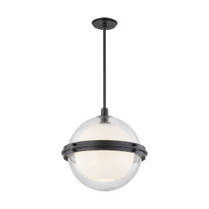 Northport Old Bronze 18-Inch One-Light Pendant