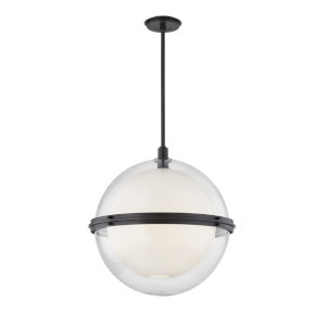 Northport Old Bronze 22-Inch One-Light Pendant