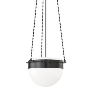 Silo Old Bronze 15-Inch One-Light Pendant