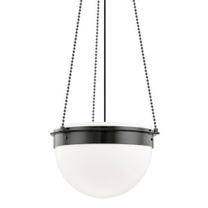 Silo Old Bronze 19-Inch One-Light Pendant