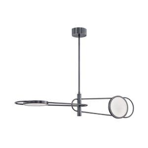 Valeri Old Bronze Two-Light LED Pendant