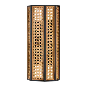 Georgia Old Bronze Two-Light LED Wall Sconce