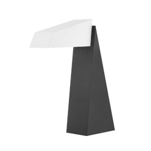 Ratio Black and White One-Light LED Table Lamp