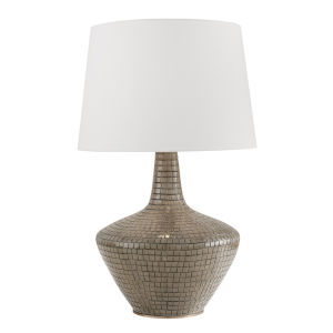 Truxton Sage One-Light Accent Table Lamp