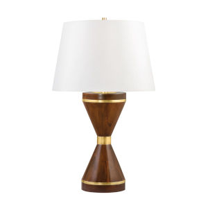 Selden Aged Brass One-Light Accent Table Lamp
