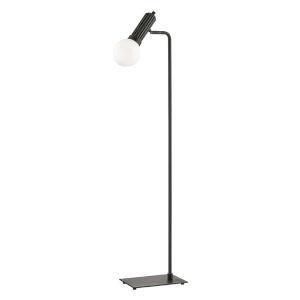 Reade Old Bronze LED Armchair Floor Lamp