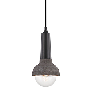 Macy Old Bronze One-Light Pendant
