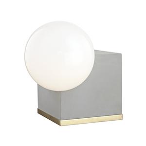 Gigi Aged Brass LED 13.5-Inch Table Lamp